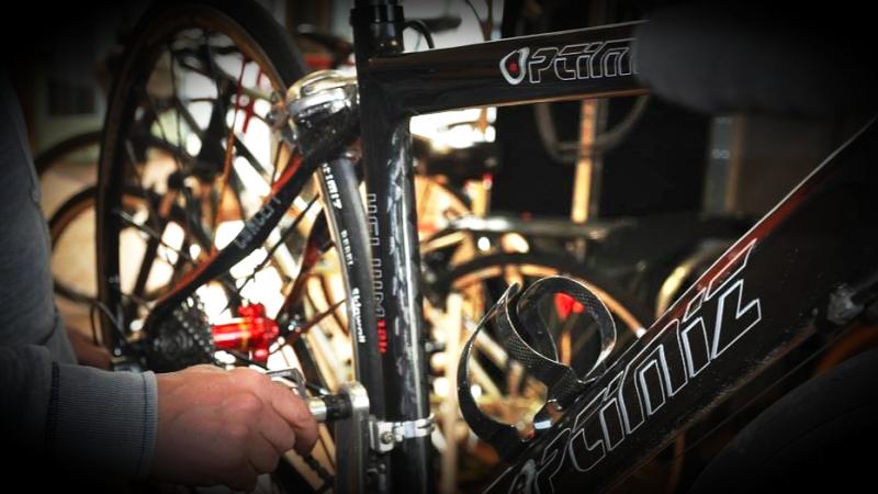 Atelier d'entretien de vélos, diagnostic vélo