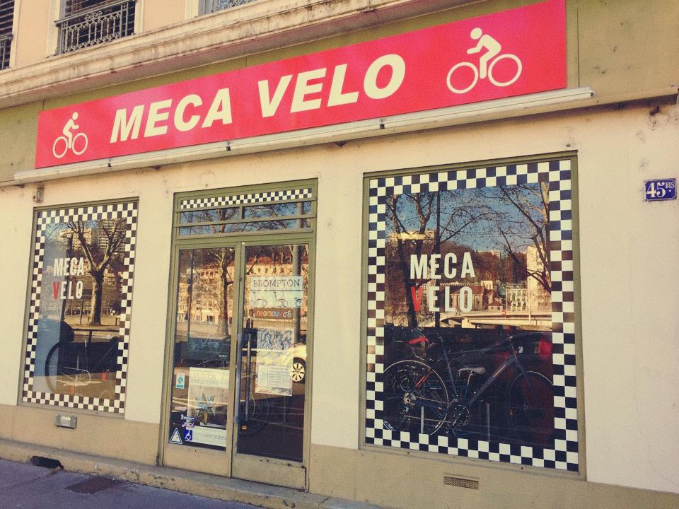 magasin Méca Vélo à Lyon (Vaise)